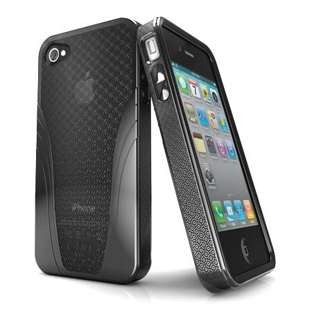 iSkin Solo Vu iPhone 4 Case