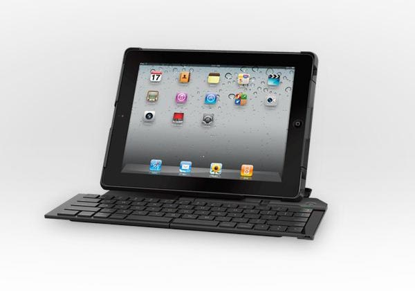 Logitech Fold-Up Keyboard iPad 2 Case