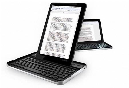 Logitech Samsung Galaxy Tab 10.1 Keyboard Case