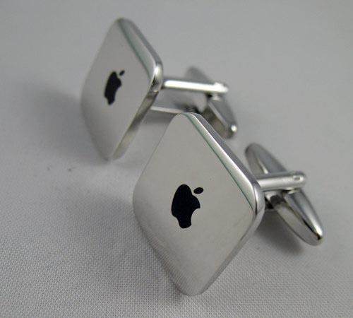 Mac Mini Styled Cufflinks