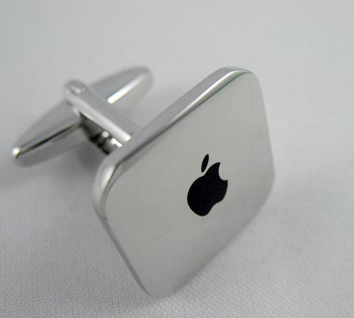 Mac Mini Styled Cufflinks