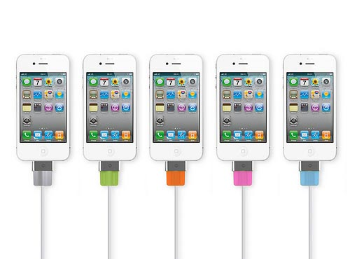 MySaver Cable Protector for iPhone, iPod and iPad