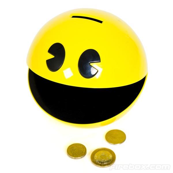 Pacman Money Bank