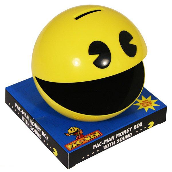 Pacman Money Bank