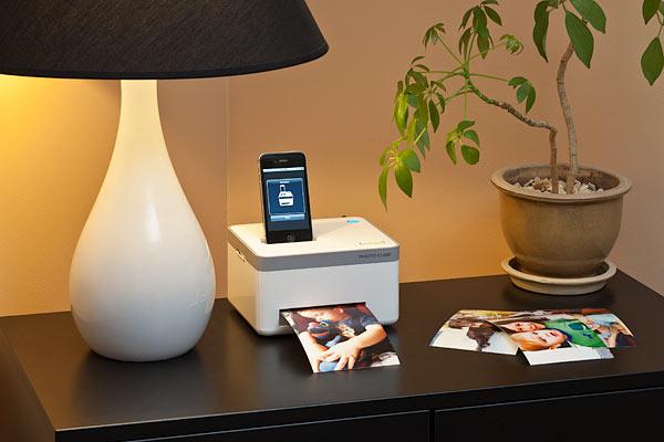Photo Cube iPhone Photo Printer