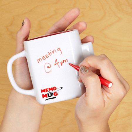 Practical Memo Mug