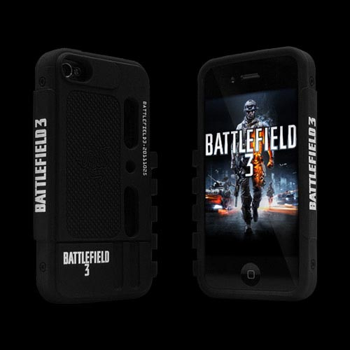 Razer Battlefield 3 Themed iPhone 4 Case