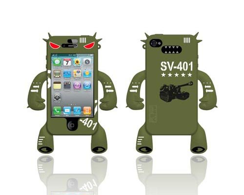 Robotector iPhone 4 Case