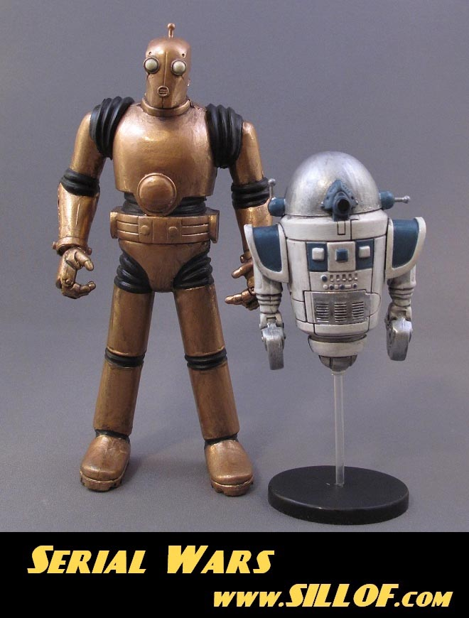 serial wars custom star wars themed action figures