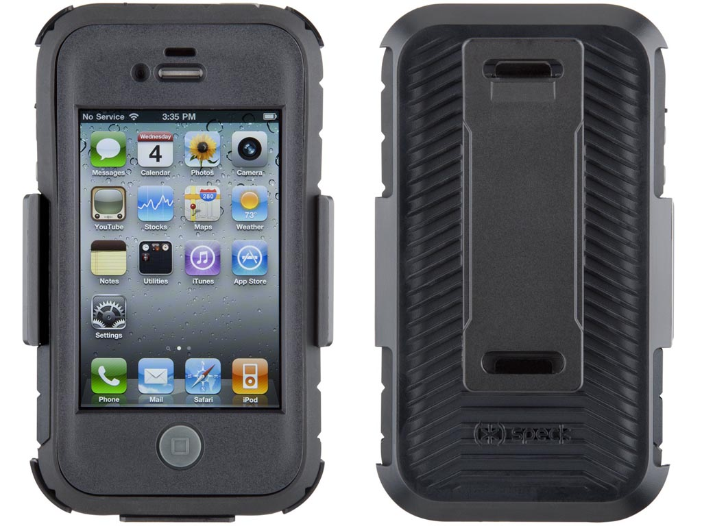 best service 056b6 329b4 Speck ToughShell iPhone 4 Case | Gadgetsin