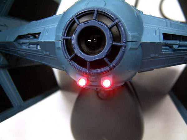 Star Wars Darth Vader TIE Advanced Webcam