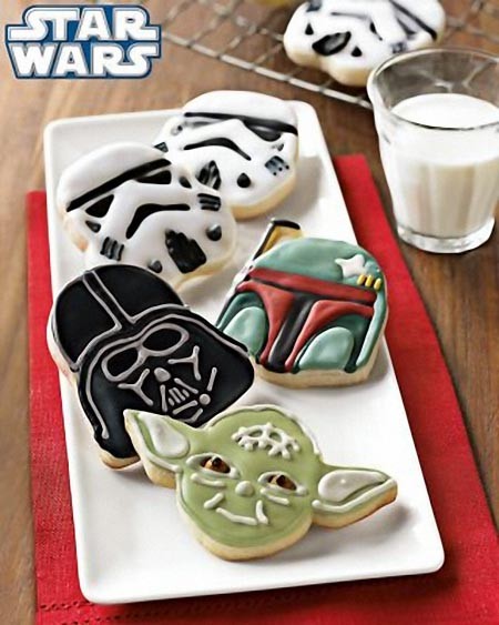 Star Wars Themed Cookie Cutters