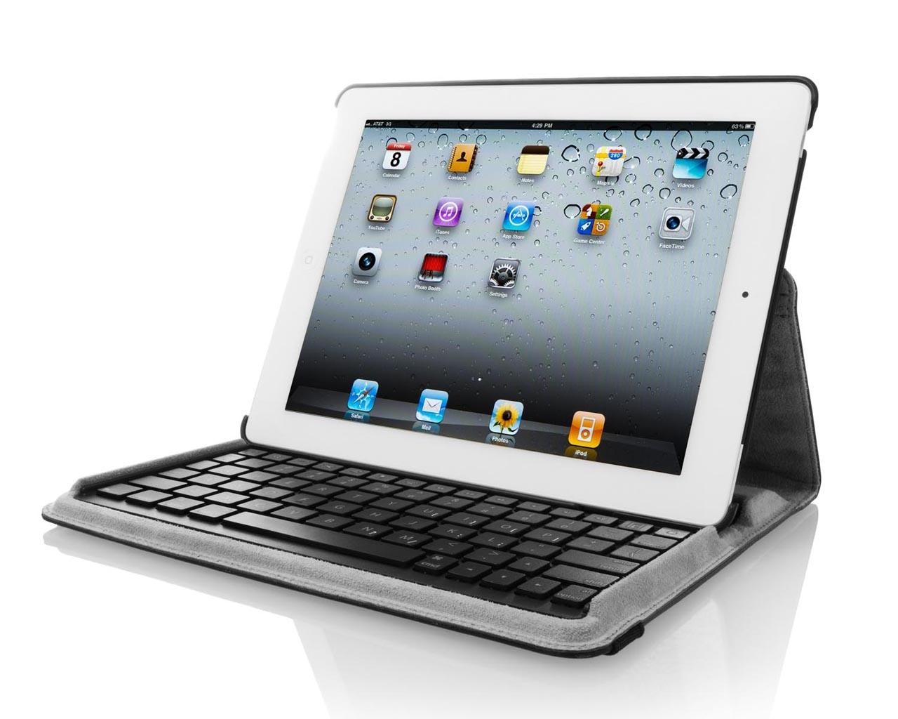 Targus Versavu Ipad 2 Keyboard Case Gadgetsin