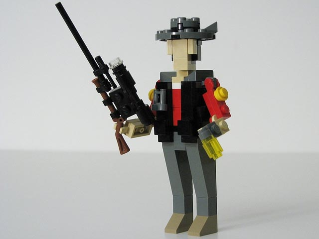 Sniper Character Build Fallout
