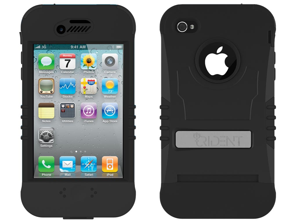 Trident Case recently released its latest Kraken II iPhone 4 case . If ...