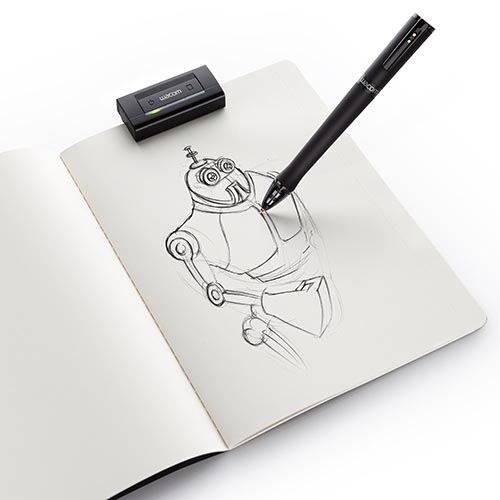 Wacom Inkling Digital Sketch Pen