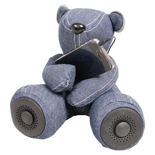 Thanko Teddy Bear Portable Speaker