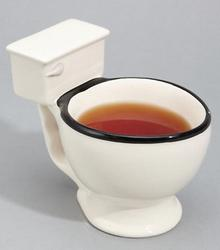 Hilarious Toilet Shaped Mug Cup