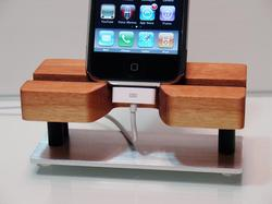 TechStands Handmade iPhone Dock