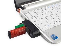 Rotatable Rota-Rota 3-Port USB Hub