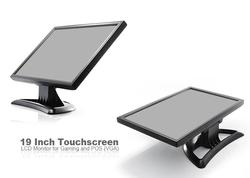 19-Inch Touch Screen LCD Monitor