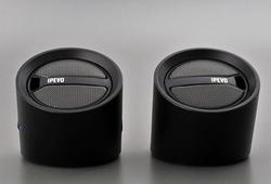 IPEVO Tubular Wireless Speakers