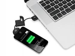 Scosche flipSYNC II Keychain, Charge and Sync Cable for iPhone and iPod