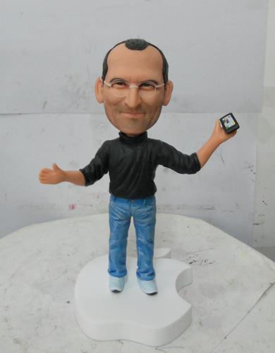 Handmade Steve Jobs Figure