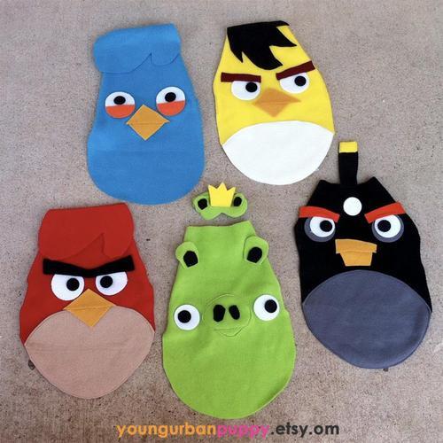 Angry Birds Dog Costume