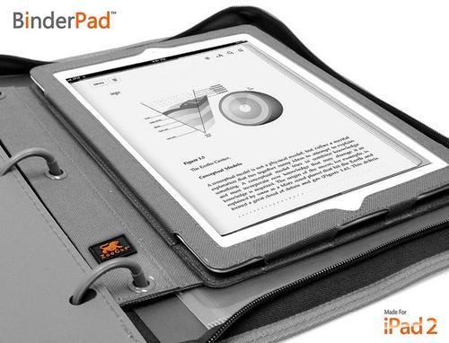 ZooGue BinderPad iPad 2 Case