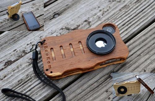 iBooKam iPhone 4 Case for iShutterbugs