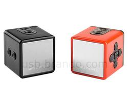 Mini Cube MP3 Player with FM Radio