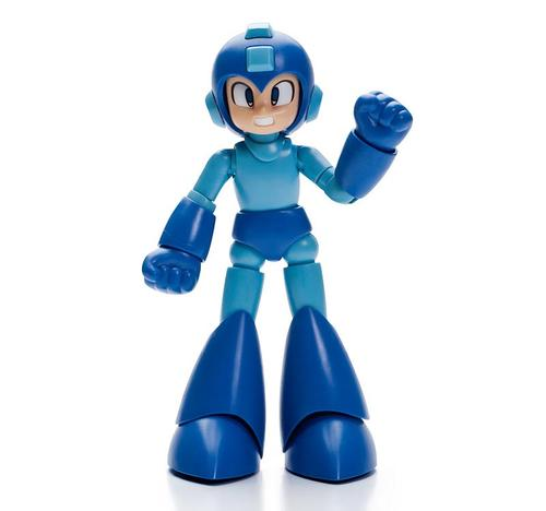 Model Kit of Mega Man Action Figure