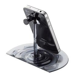 Elecom x nendo Faucet Styled Smart Phone and Tablet Stands