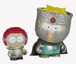 Kidrobot x South Park Mini Figures Series
