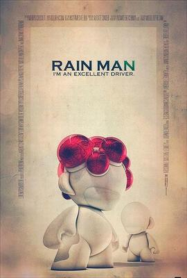 Movie Posters Based On Vinyl Toys