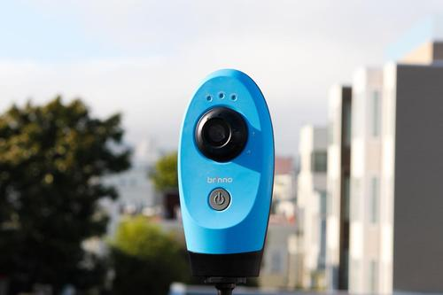 Compact Digital Time-Lapse Camera