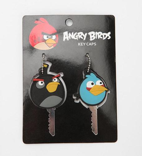 Angry Birds Themed Key Cap Set