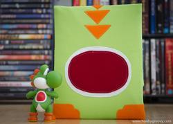 Handmade Yoshi iPad 2 Case