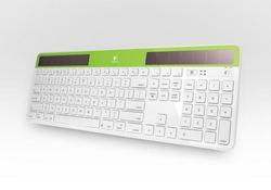 Logitech K750 Solar Powered Wireless Keyboard for Mac