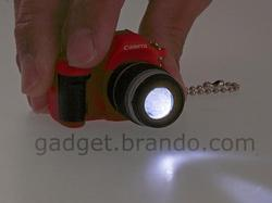DSLR Camera Styled Keychain
