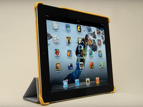 Vaja Smart Grip Custom iPad 2 Leather Case