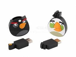 Angry Birds Themed USB Flash Drives