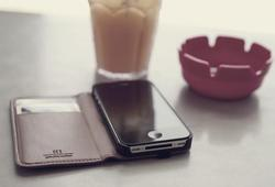 Hex Code Wallet iPhone 4 Case