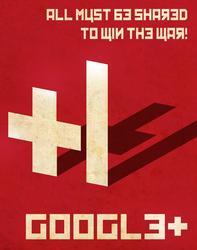 Social Network Themed Propaganda Posters