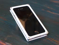 DNA Aluminum iPhone 4 Case