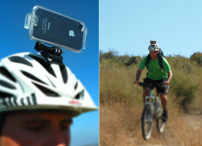 Action iPhone 4 Case Turns Your iPhone into Action Camera
