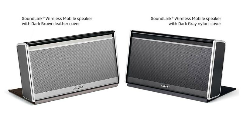 Bose SoundLink Wireless Portable Speaker