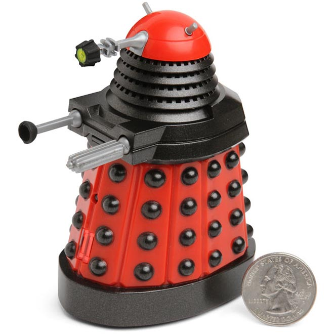Desktop Doctor Who Dalek