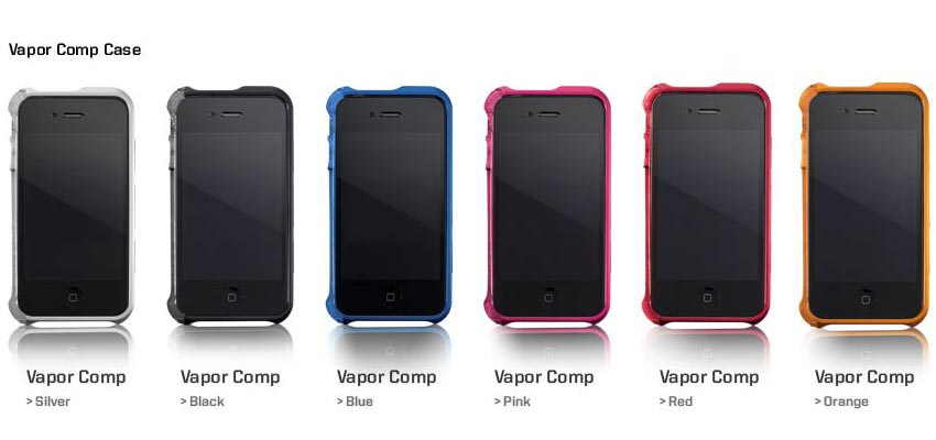 Element Case Vapor COMP iPhone 4 Case